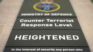 Countering terrorism is an intelligence war
