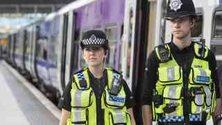 Police now using stop and search powers