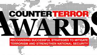 Shortlist announced for Counter Terror Awards