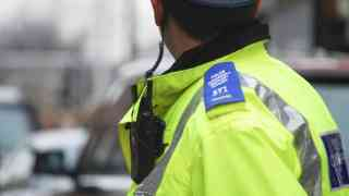 Police cuts 'disaster' for national security