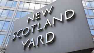 London mayor commits £110 million for Met Police