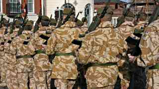 UK to send military trainers to Jordan