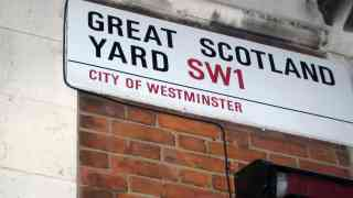 London woman arrested under Terrorism Act