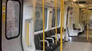 Explosion on London Tube train