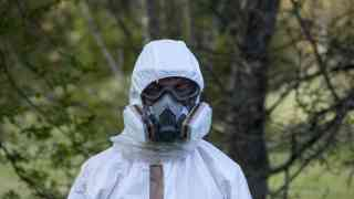 UK to seek further chemical weapons powers