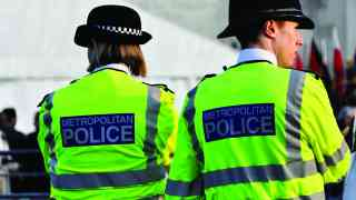 Crime in England rises 10 per cent in one year