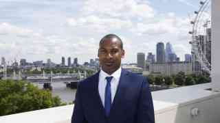 London Bridge attack PC returns to work