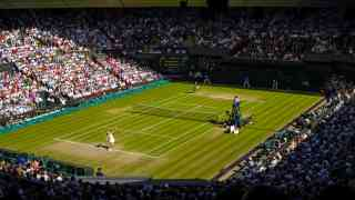 Met prepares policing security for Wimbledon