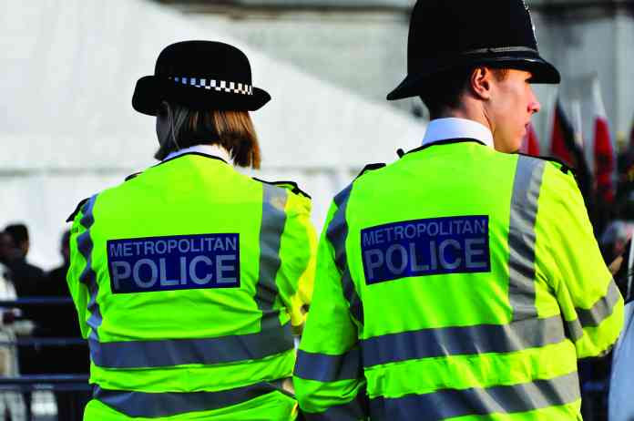 Two charged with terror offencrs after Met Police arrests