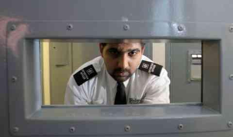 Imprisoned in a negative landscape