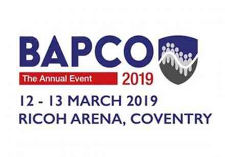BAPCO Annual Conference and Exhibition 2019